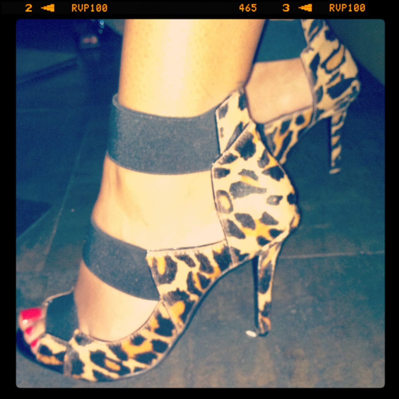 Nine West Leopard Shoes